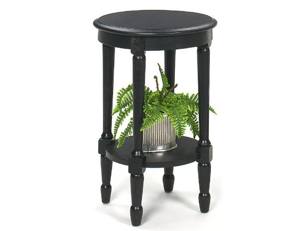 Null Furniture 1900 International AccentsRound End Table