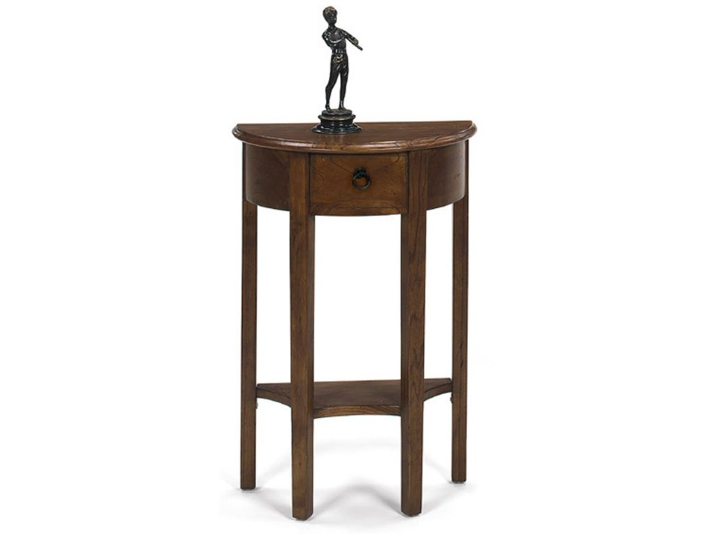 Null Furniture 1900 International AccentsPetite Demi Console Table