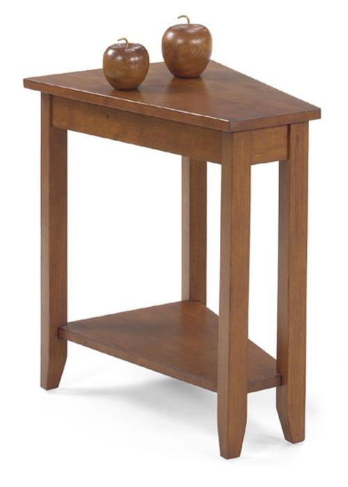 Null Furniture 1900 International AccentsWedge End Table