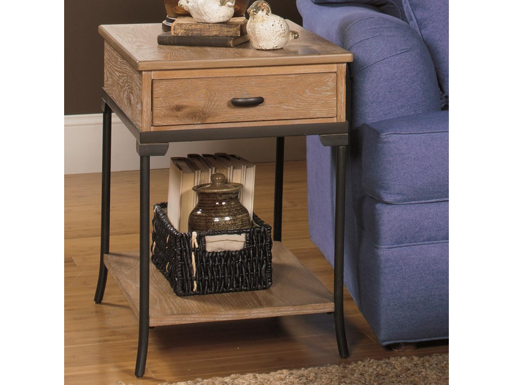 Null Furniture 2013Rectangular End Table