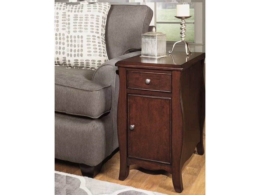 Null Furniture 2015Chairside Cabinet