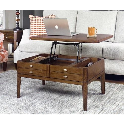 Null Furniture 2016 Lift Top Cocktail Table