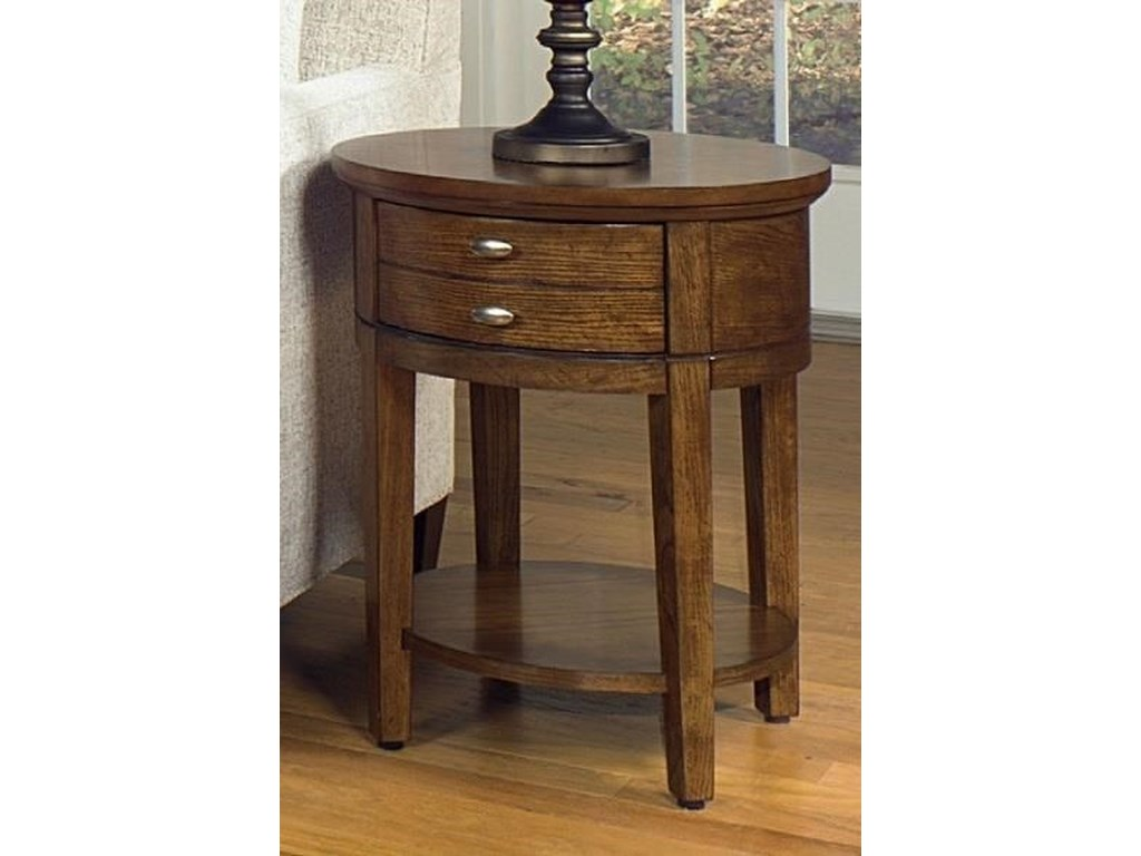 Null Furniture 2016Round End Table