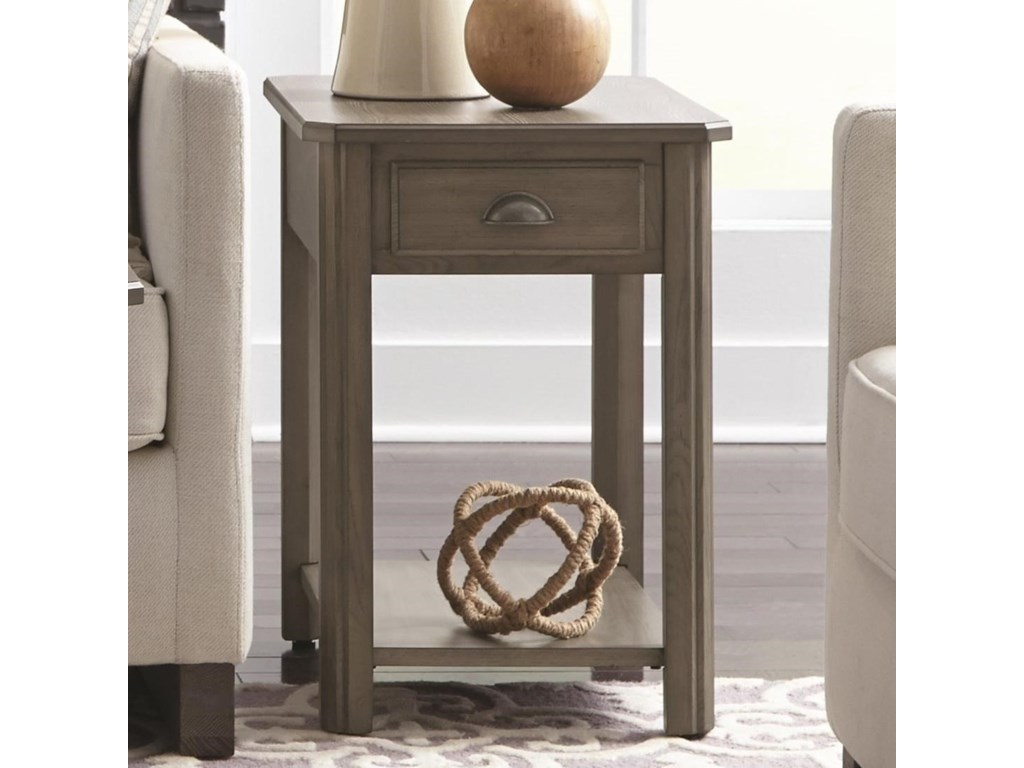 Null Furniture 2114Rectangular End Table