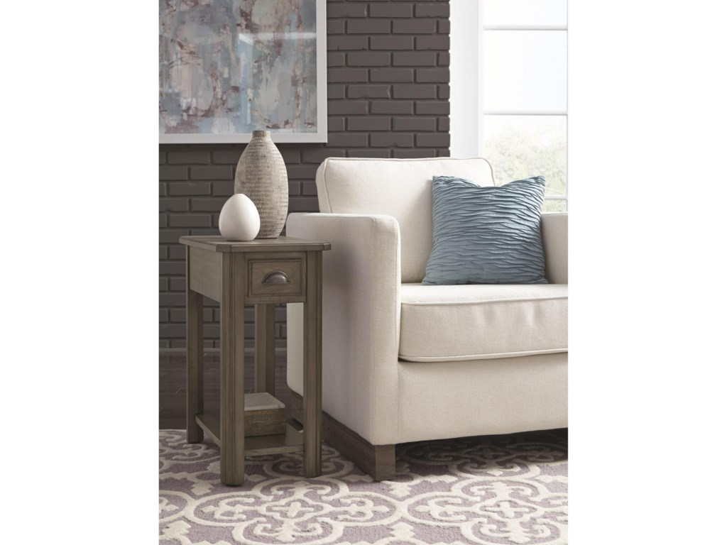 Null Furniture 2114Chairside End Table
