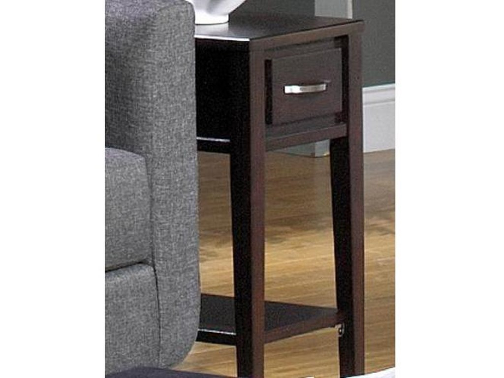 Null Furniture 3012Chairside End Table