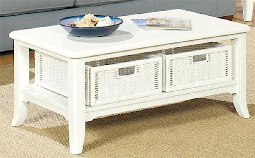 Null Furniture 4010W COCKTAIL YTABLR