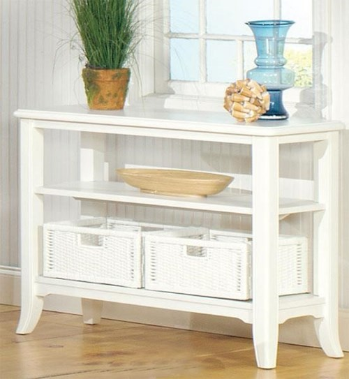 Null Furniture 4010W SOFA TABLE