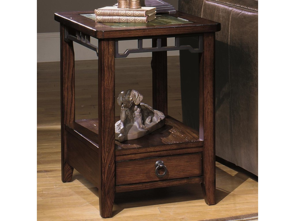 Null Furniture 5013Rectangular End Table