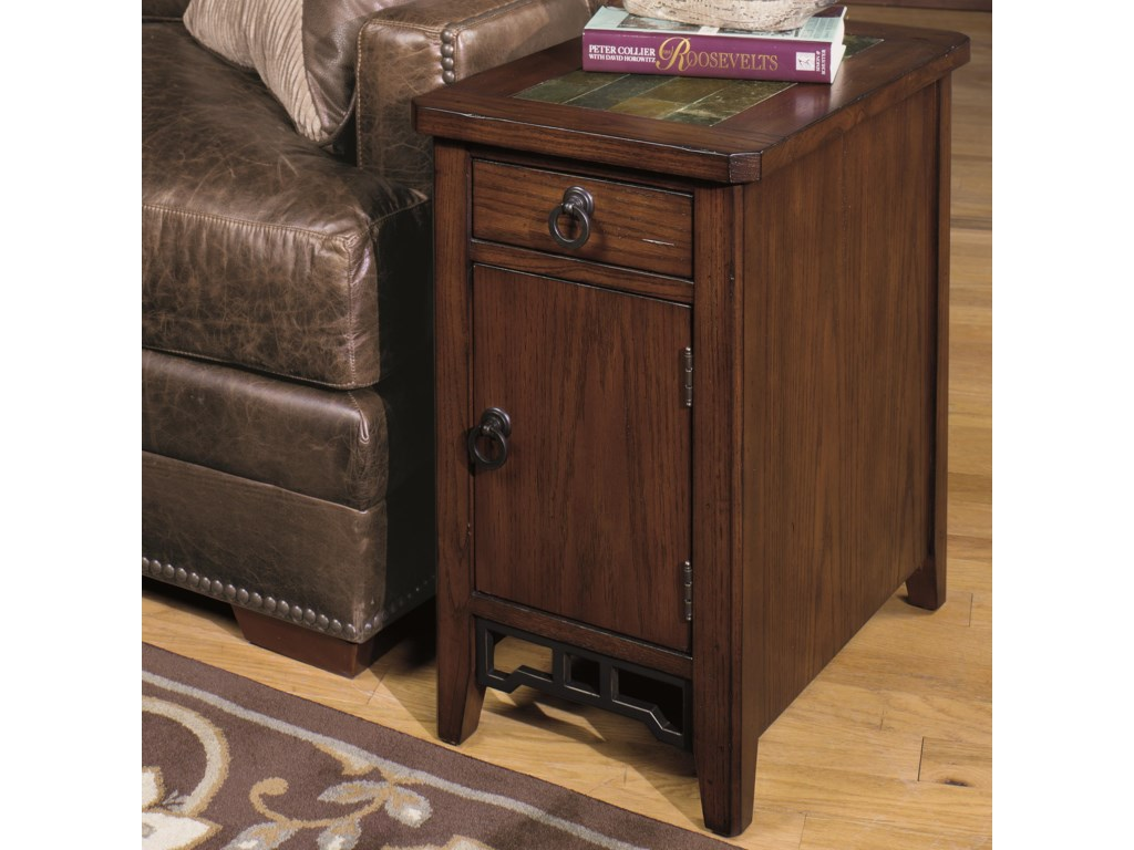 Null Furniture 5013Chairside Cabinet