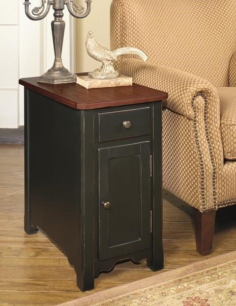 Lovely 5014 1294053 Chairside Cabinet By Null Furniture