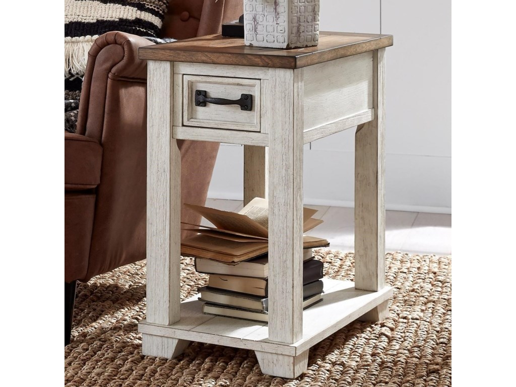 Null Furniture 5519Chairside End Table