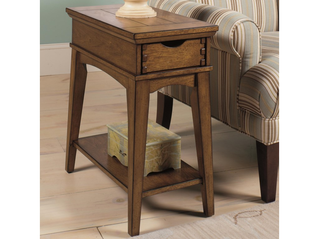 Null Furniture 7013Chairside End Table
