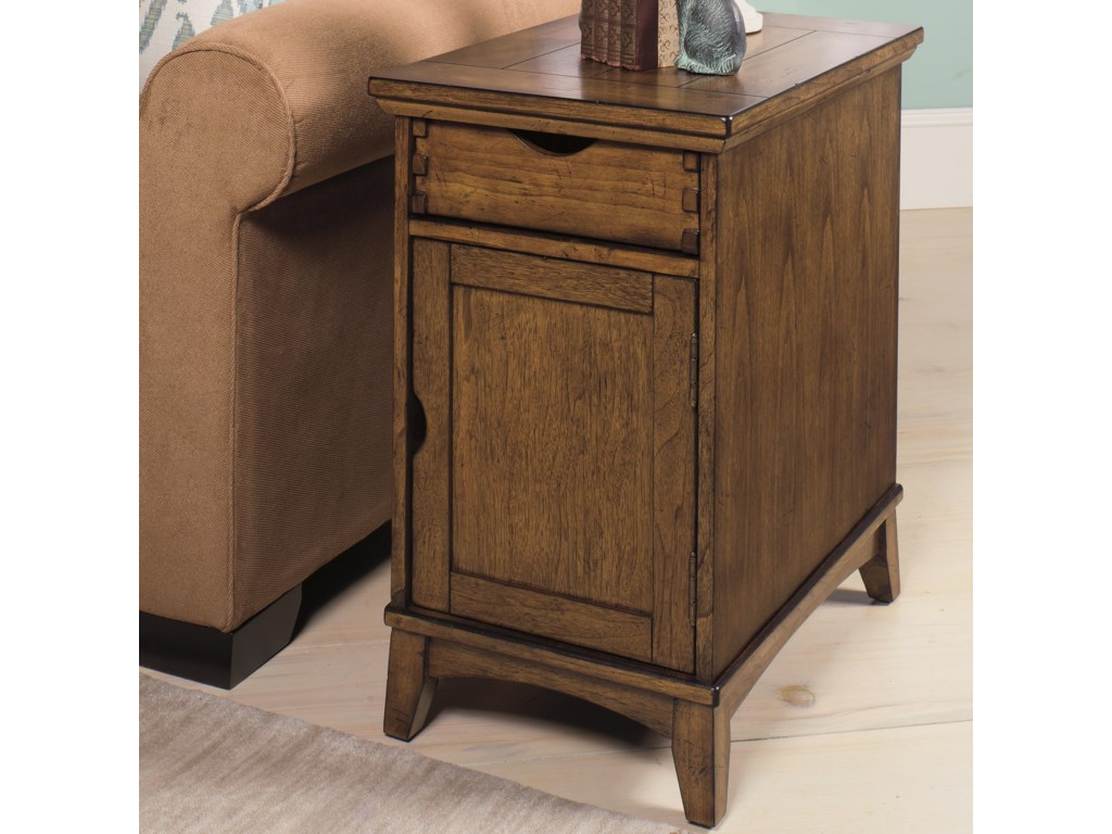 Null Furniture 7013Chairside Cabinet