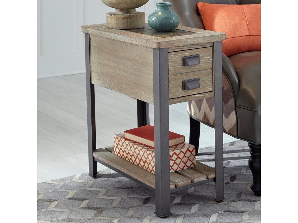 Null Furniture 9918Chairside End Table