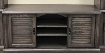 Oak Furniture West 4049DFW Tv stand