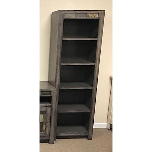 Oak Furniture West 6660 Bookcase
