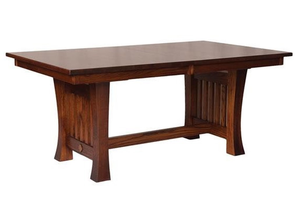 Oakwood Industries EvansvilleDining Table