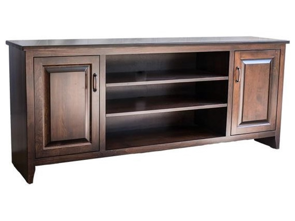 Oakwood Industries MadisonMedia Console 76