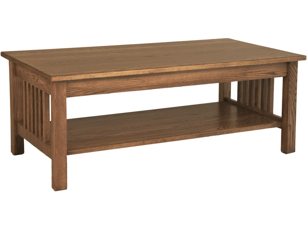 Oakwood Industries MissionCocktail Table