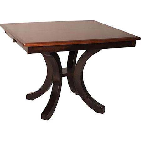 Bellevue Single Pedestal Dining Table