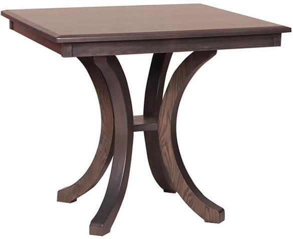 Oakwood Industries Casual DiningBellevue Counter Height Table