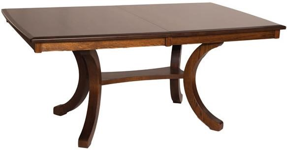 Oakwood Industries Casual DiningBellevue Rectangular Counter Height Table