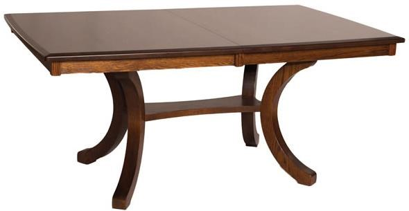 Oakwood Industries Casual DiningBellevue Counter Height Rectangular Table