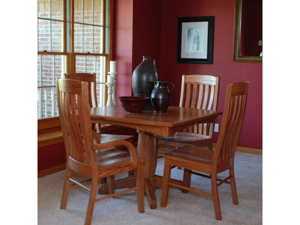 Oakwood Industries Casual Dining5 Piece Dining Set