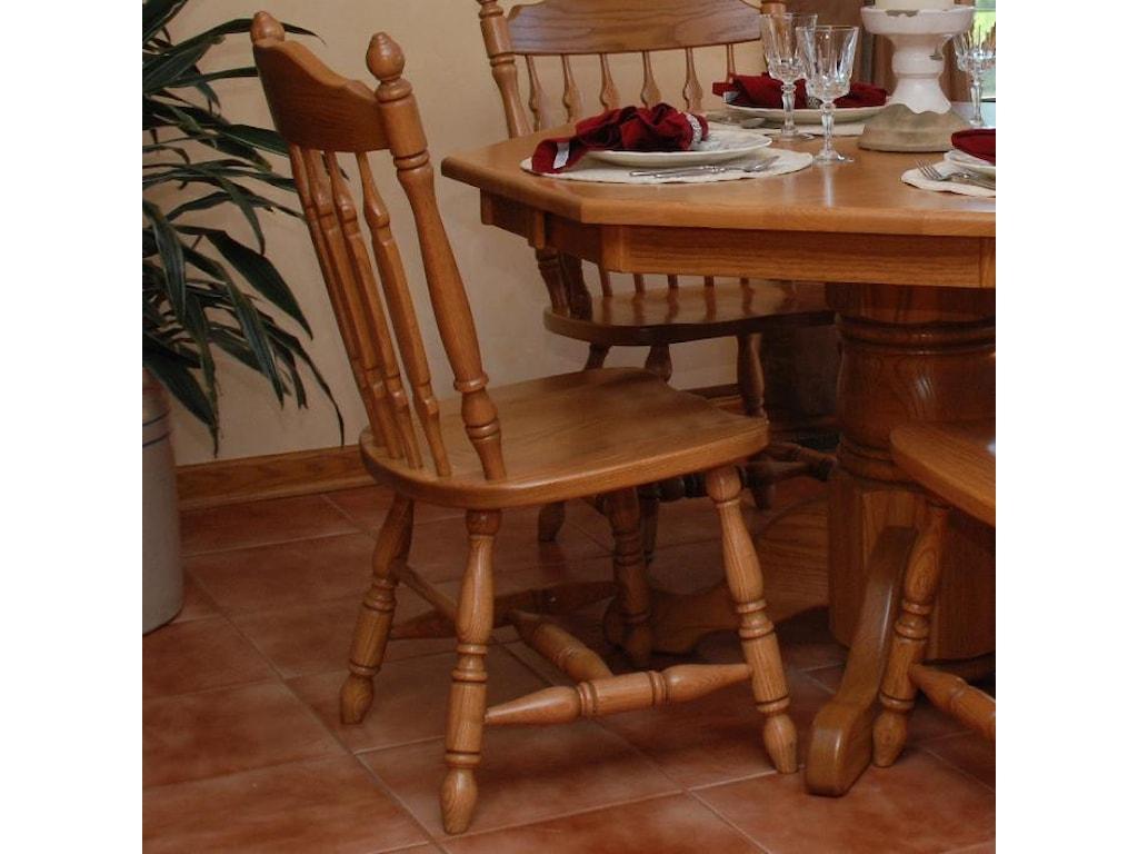 Oakwood Industries Casual DiningRoyal Side Chair