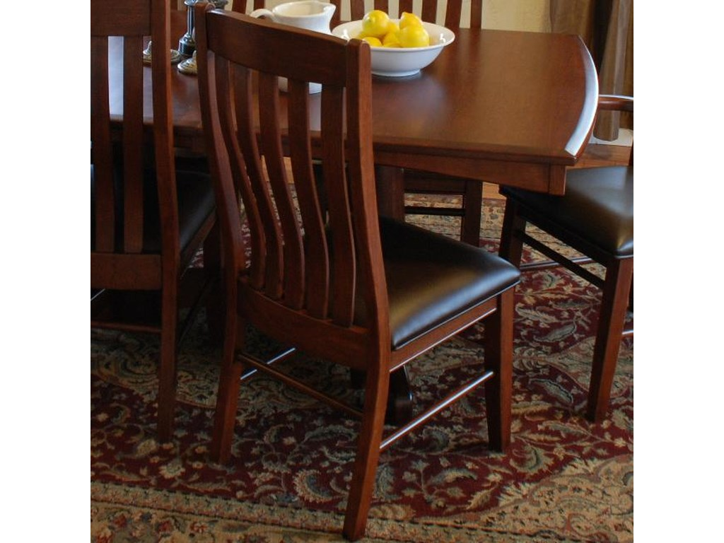 Oakwood Industries Casual DiningContour Side Chairs