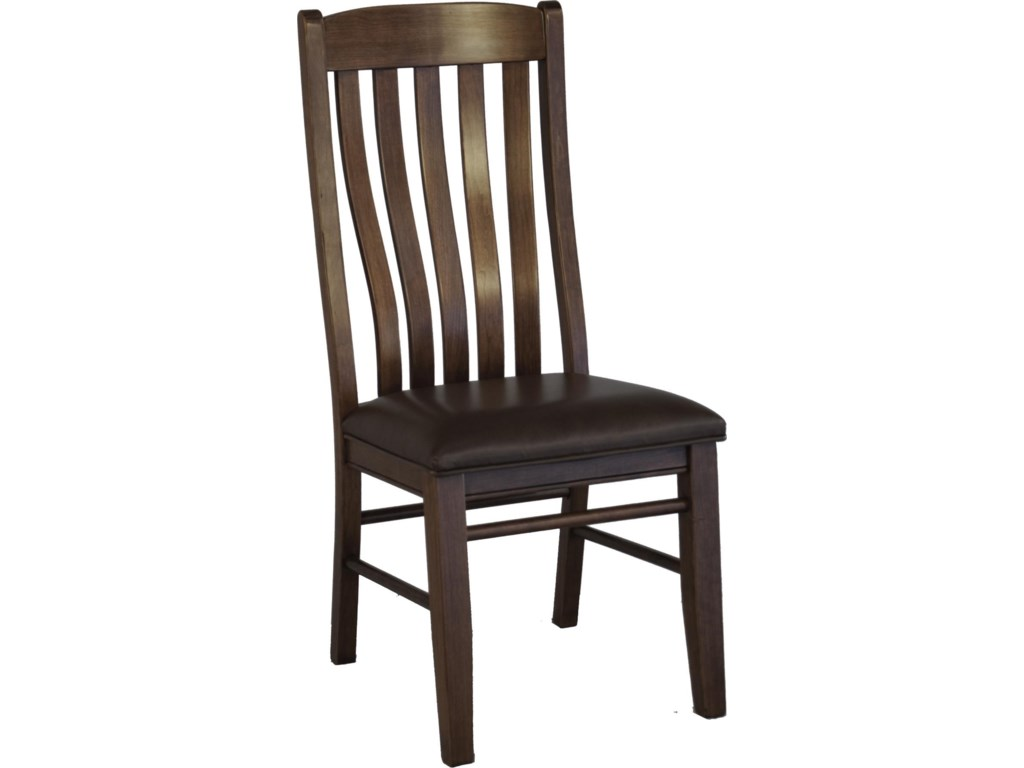 Oakwood Industries Casual DiningContour Dining Side Chair