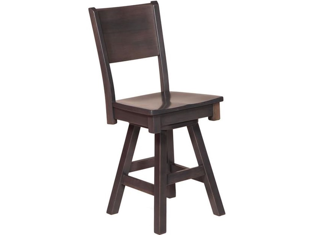 Oakwood Industries Casual DiningSonata Side Counter Height Chair