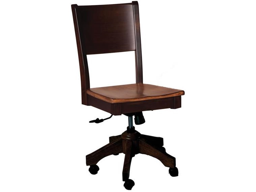 Oakwood Industries Casual DiningSonata Roller Side Chair
