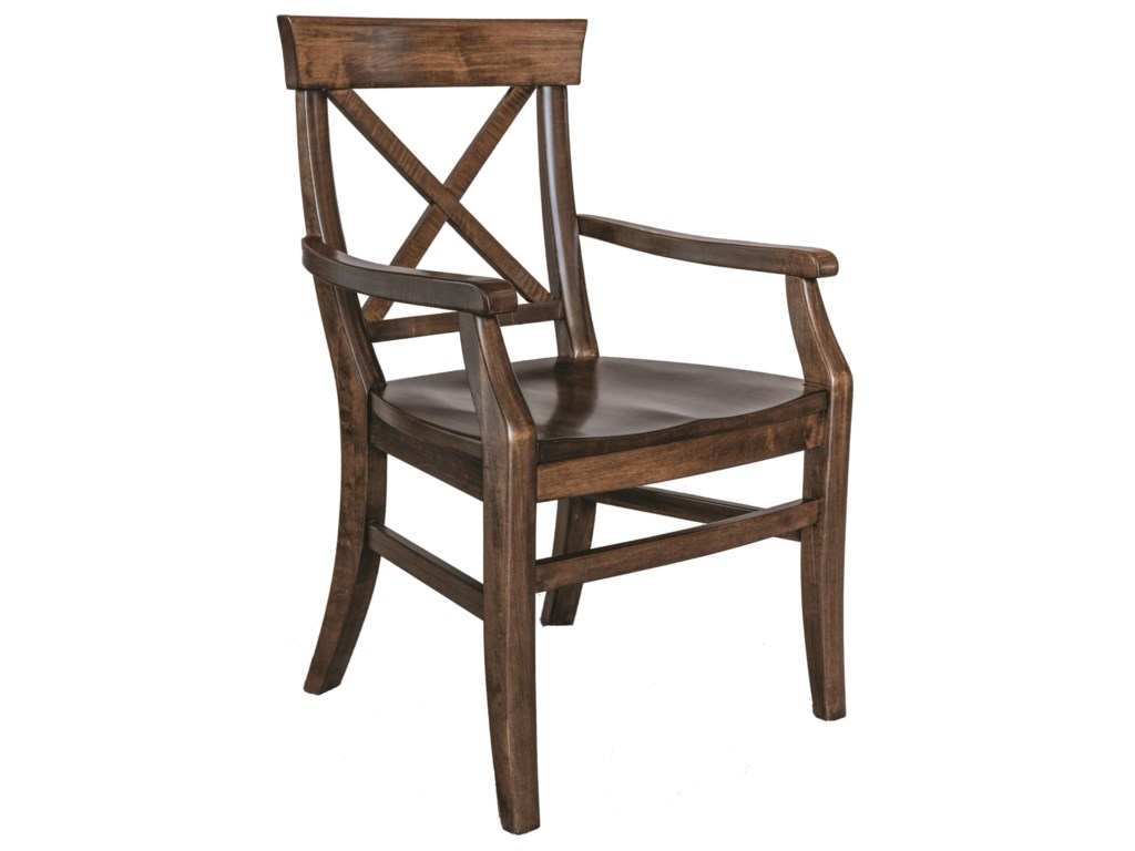Oakwood Industries VeronaArm Chair