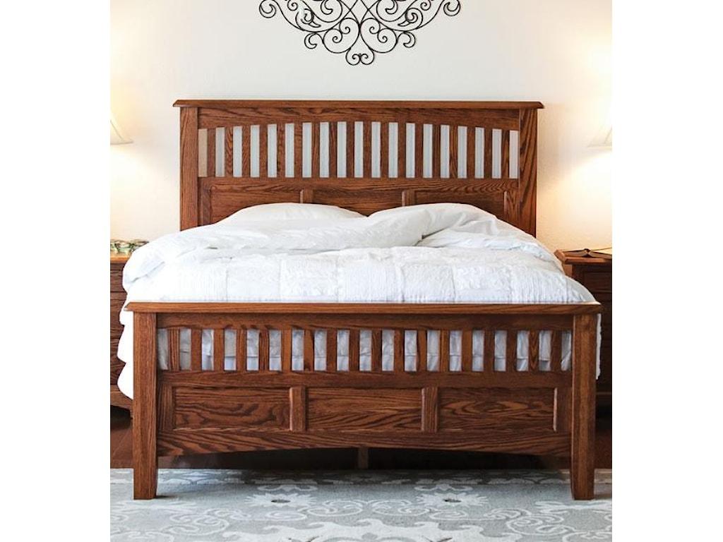 Oakwood Industries WestbrookQueen Bed