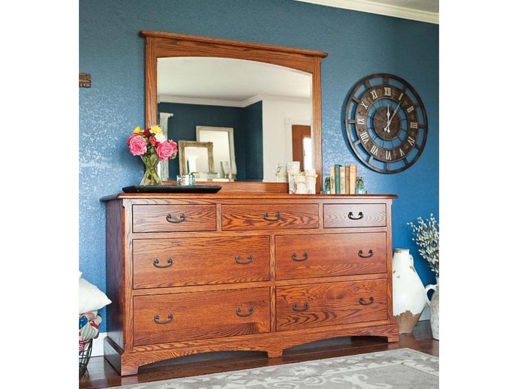 Oakwood Industries WestbrookTriple Dresser