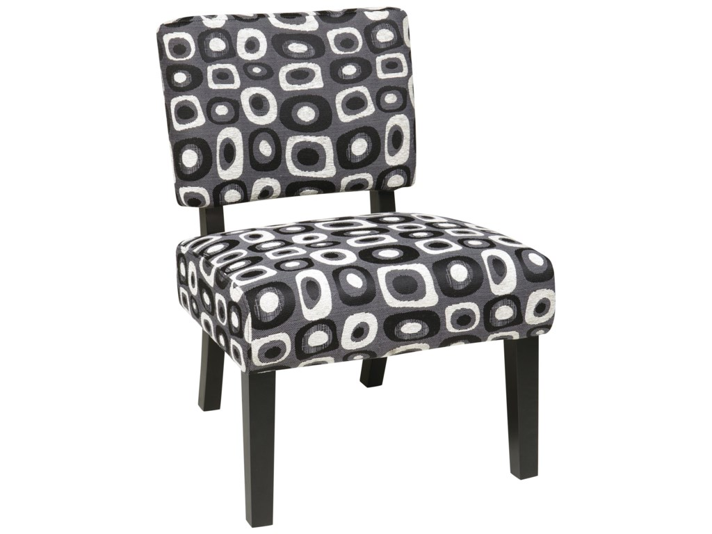 Office Star Accent ChairsJasmine Accent Chair