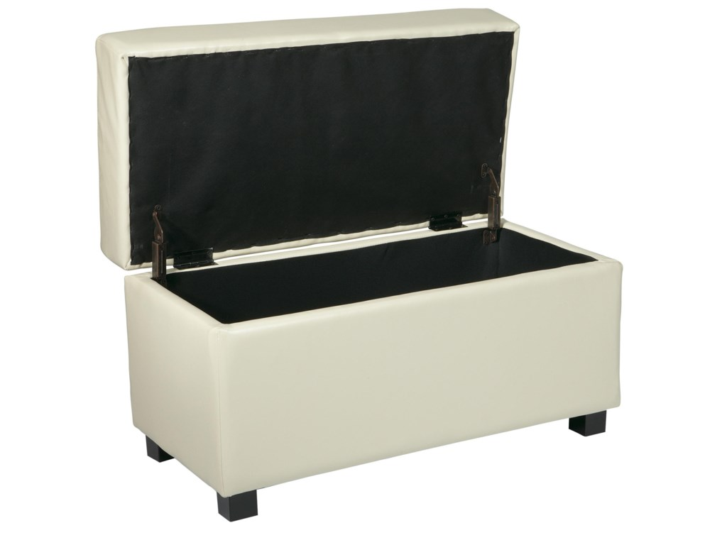 Office Star Benchesstorage Ottoman Chest
