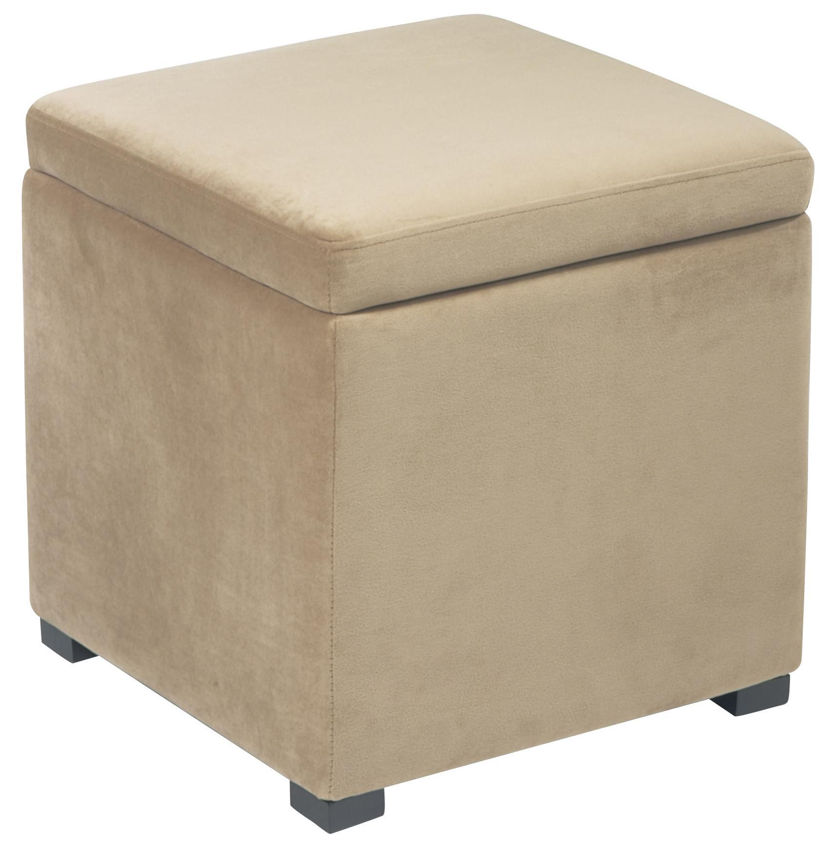 Office Star OttomansDetour Storage Cube ...