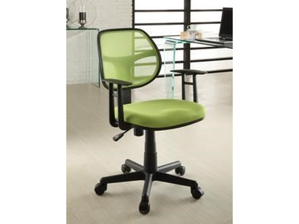 Offshore Furniture Source ChairsGreen Mesh Office Chair