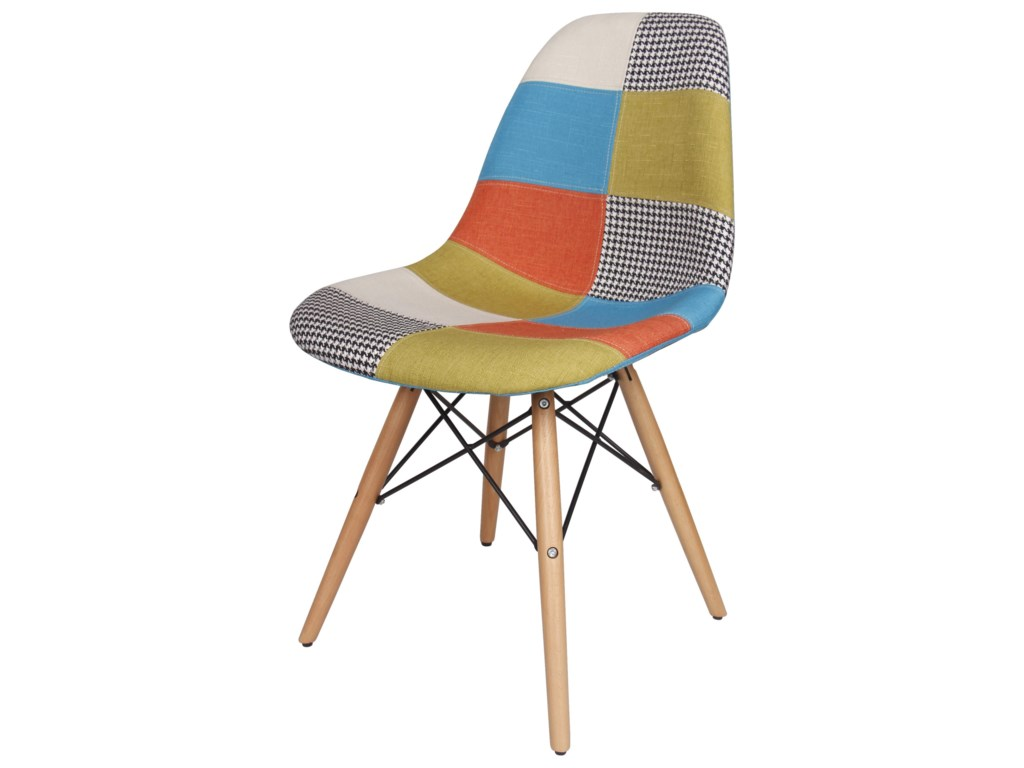 Offshore Furniture Source ChairsPatchwork Side Chair
