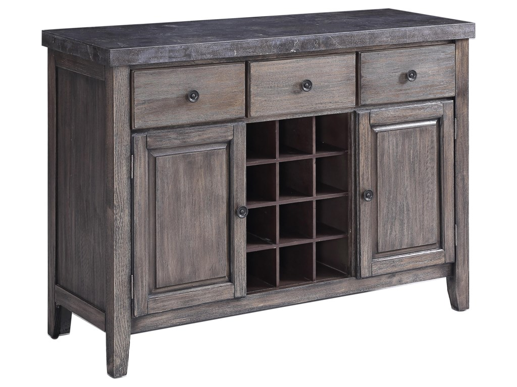 Offshore Furniture Source Fillmore8 Piece Dining Group