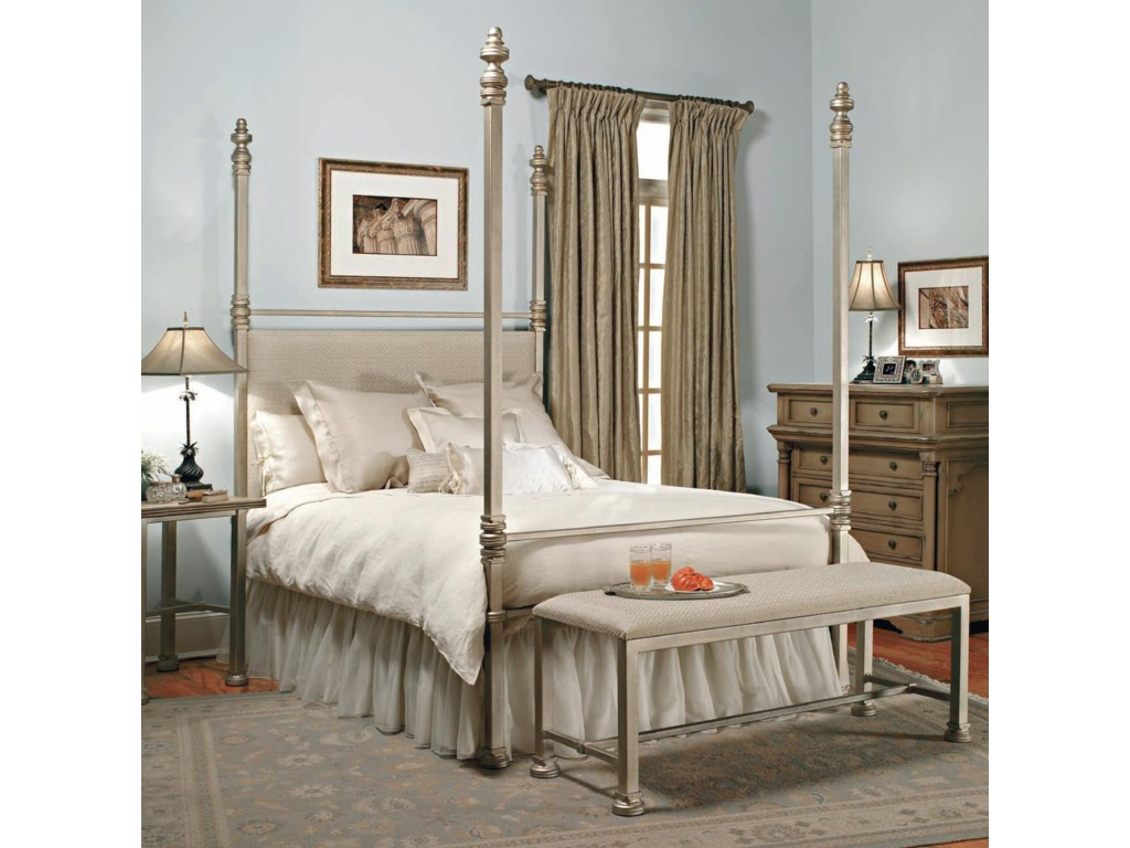 Old Biscayne Designs Custom Design Iron And Metal Bedsmarcella Poster Bed