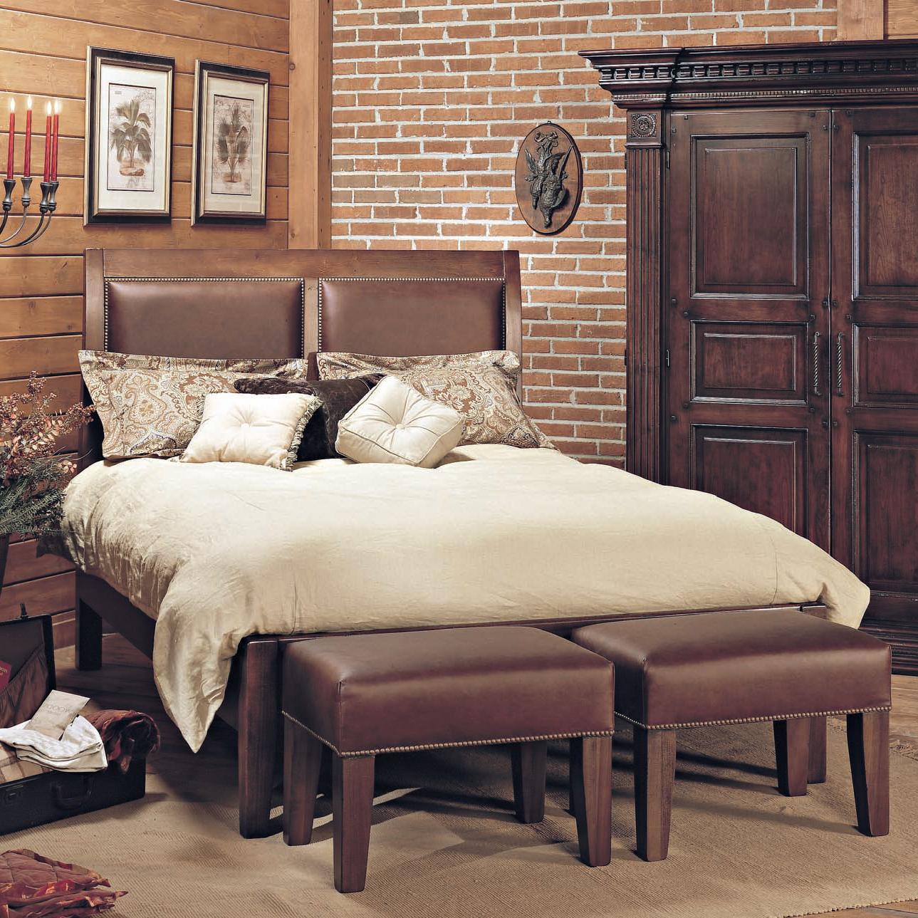 Old Biscayne Designs Custom Design Solid Wood BedsMontague Platform Bed ...