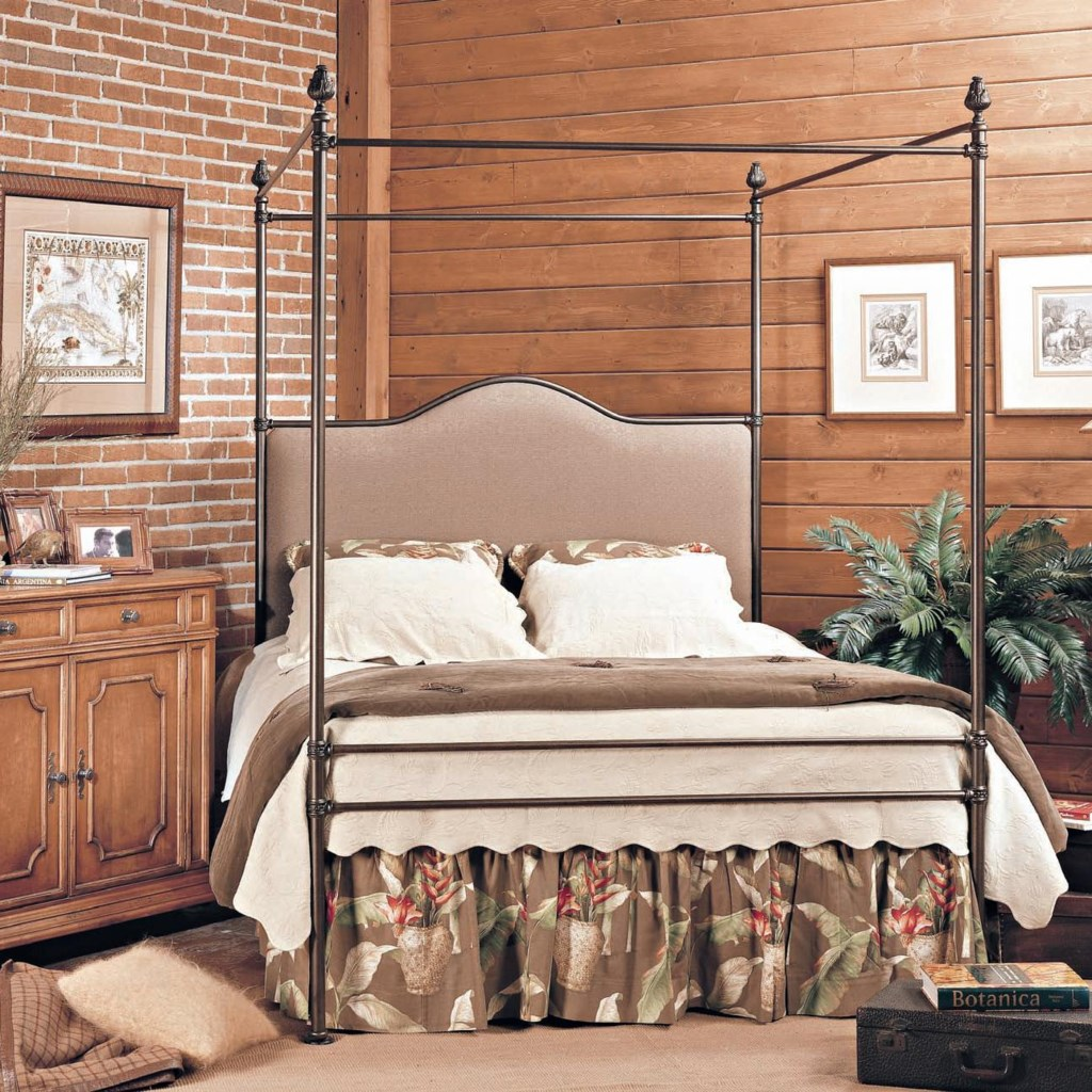 Custom Canopy Bed old biscayne designs custom design iron and metal beds sophia