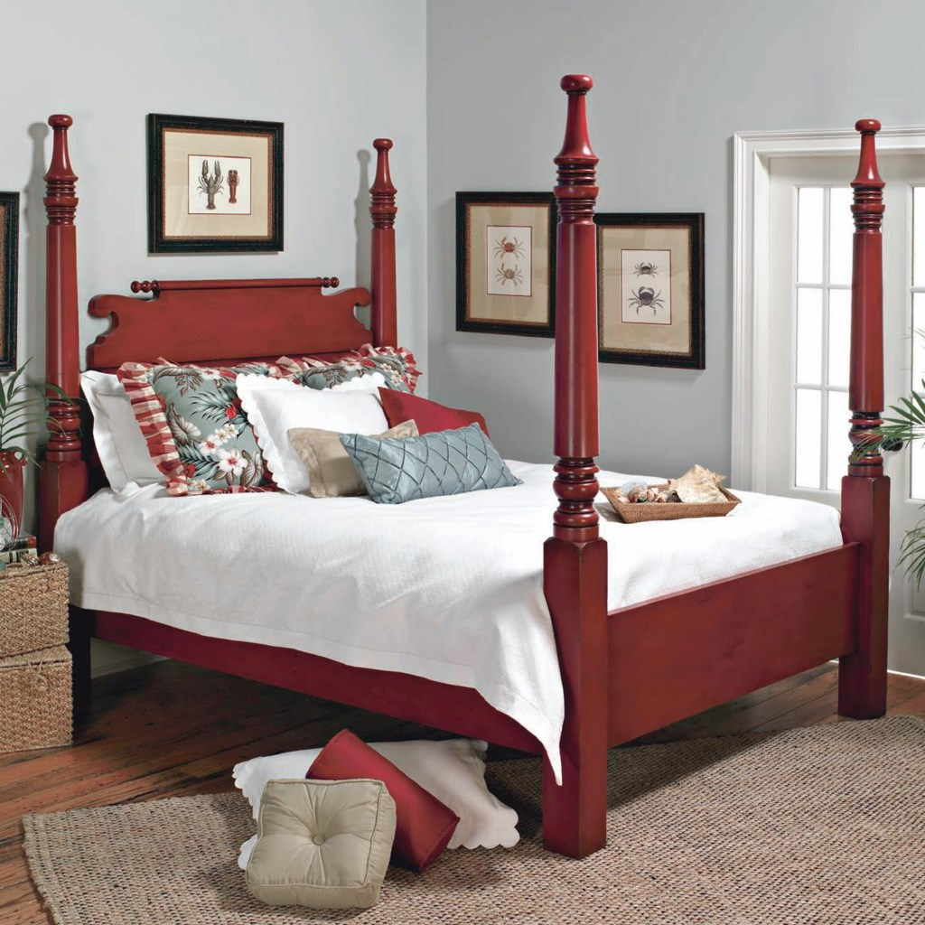 Old Biscayne Designs Custom Design Solid Wood Beds Eloise Wood