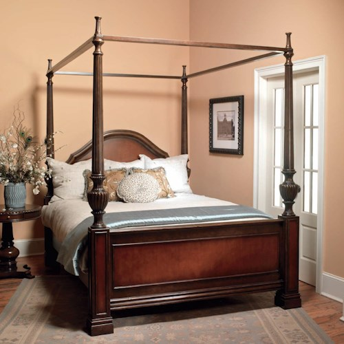 Old Biscayne Designs Custom Design Solid Wood Beds Giselle