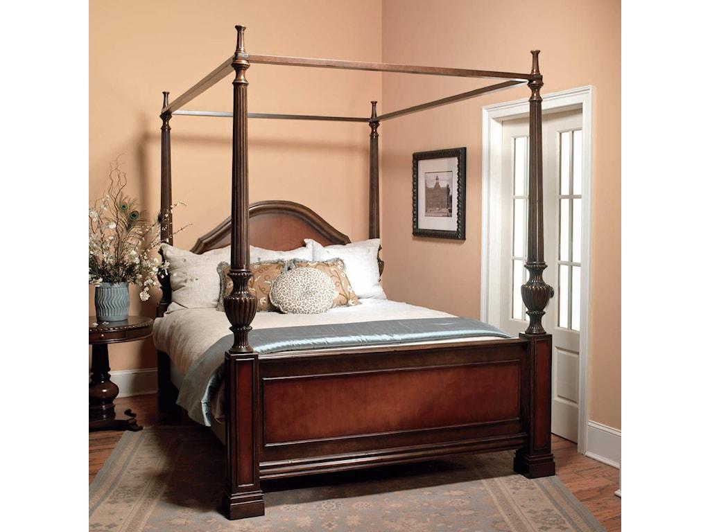 Old Biscayne Designs Custom Design Solid Wood Bedsgie Canopy Bed