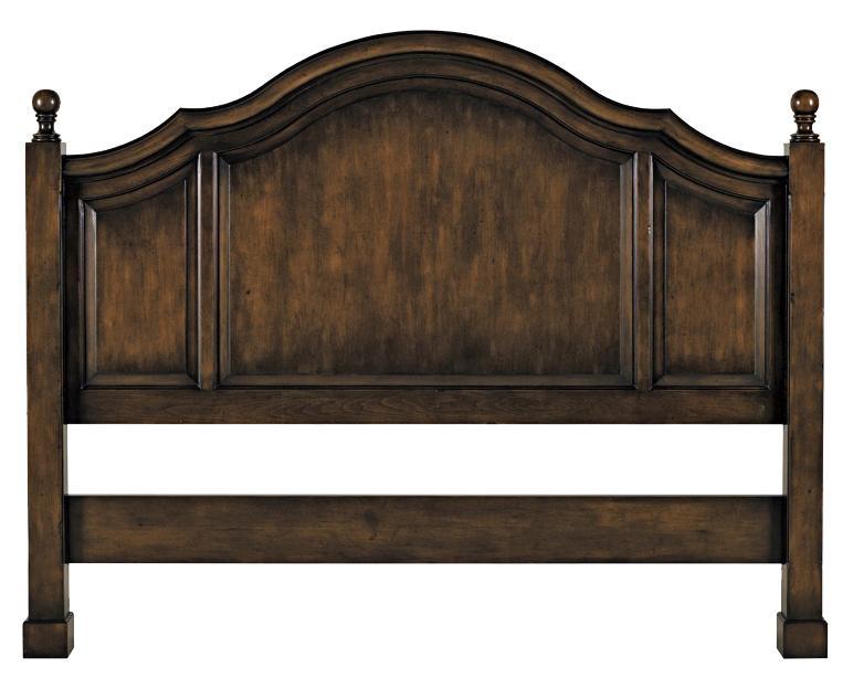 Old Biscayne Designs Custom Design Solid Wood Beds Carved Wood King  Headboard | Jacksonville Furniture Mart | Headboards